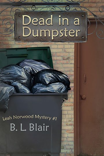 Dead in a Dumpster cover