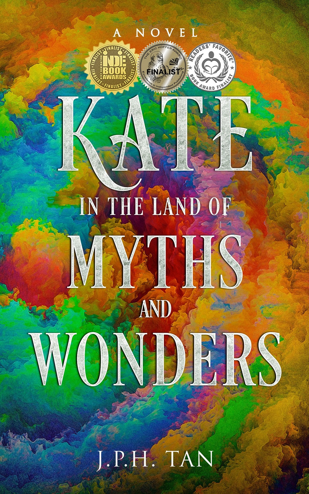Kate in the Land of Myths and Wonders cover