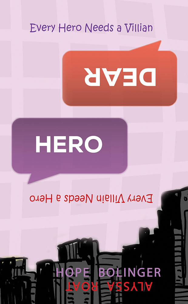 Dear Hero cover