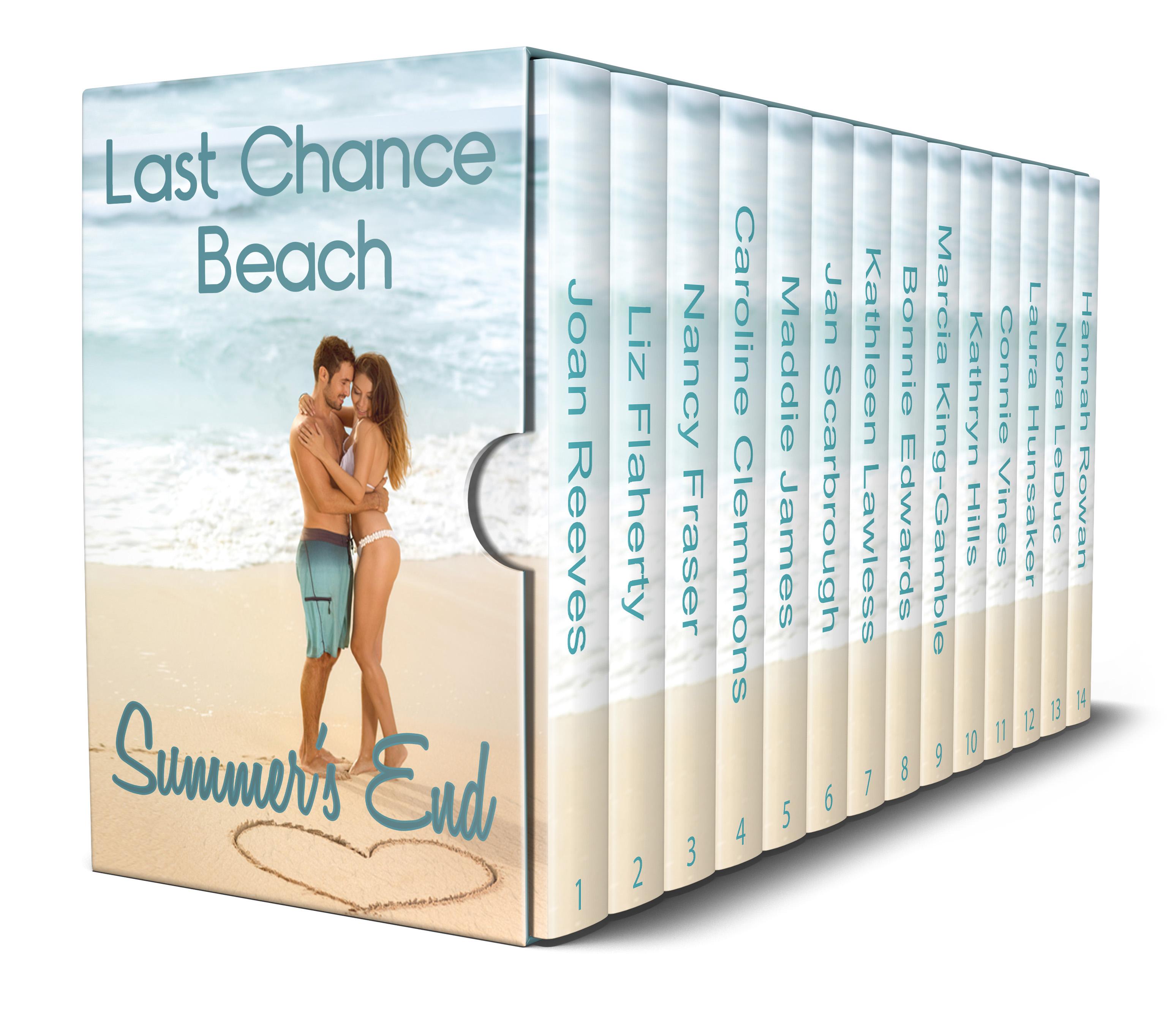LAST CHANCE BEACH series set