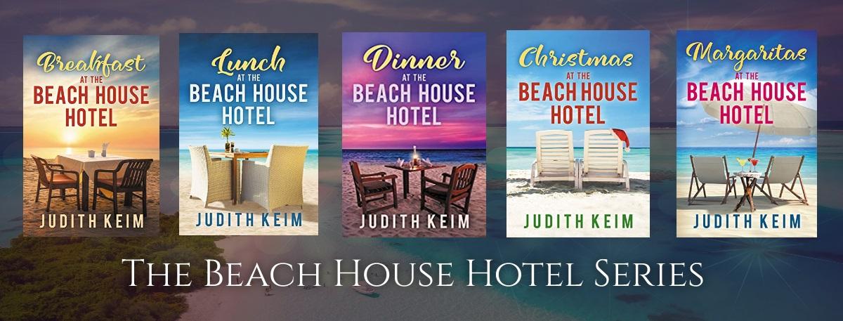 The Beach House Hotel Series banner