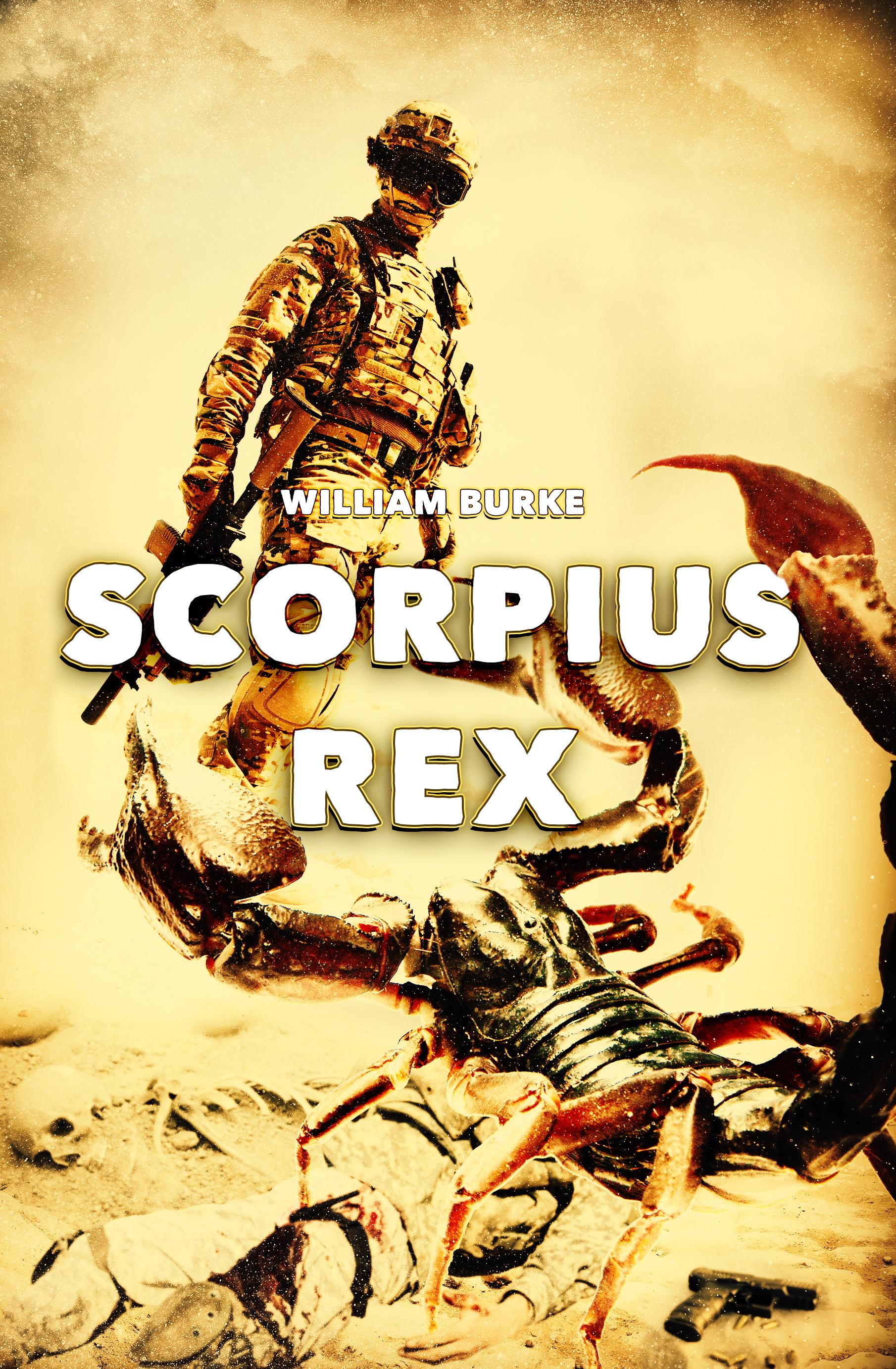 Scorpius Rex cover