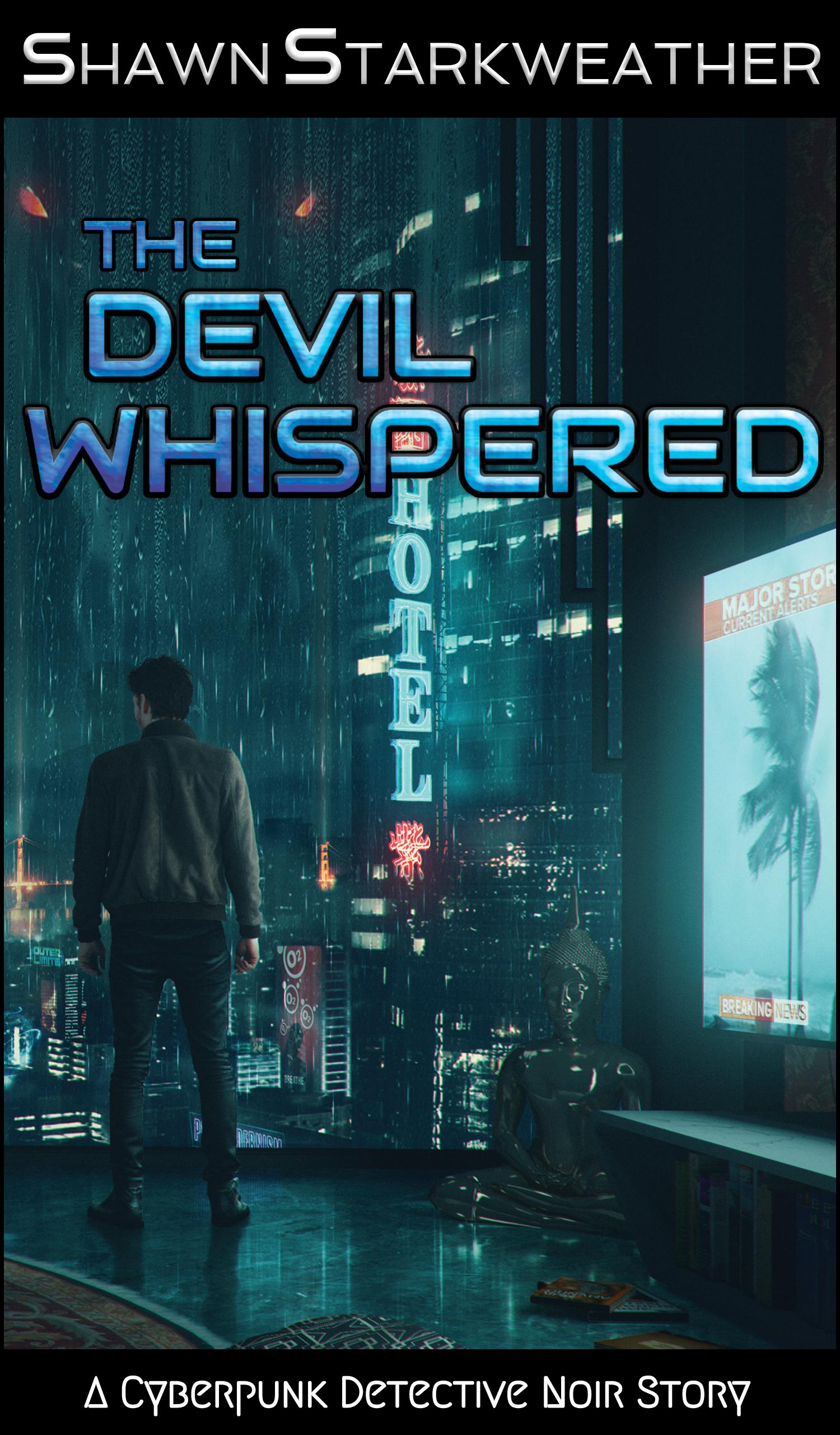 The Devil Whispered cover