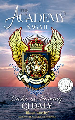 The Academy Saga: Cadet-in-Training cover