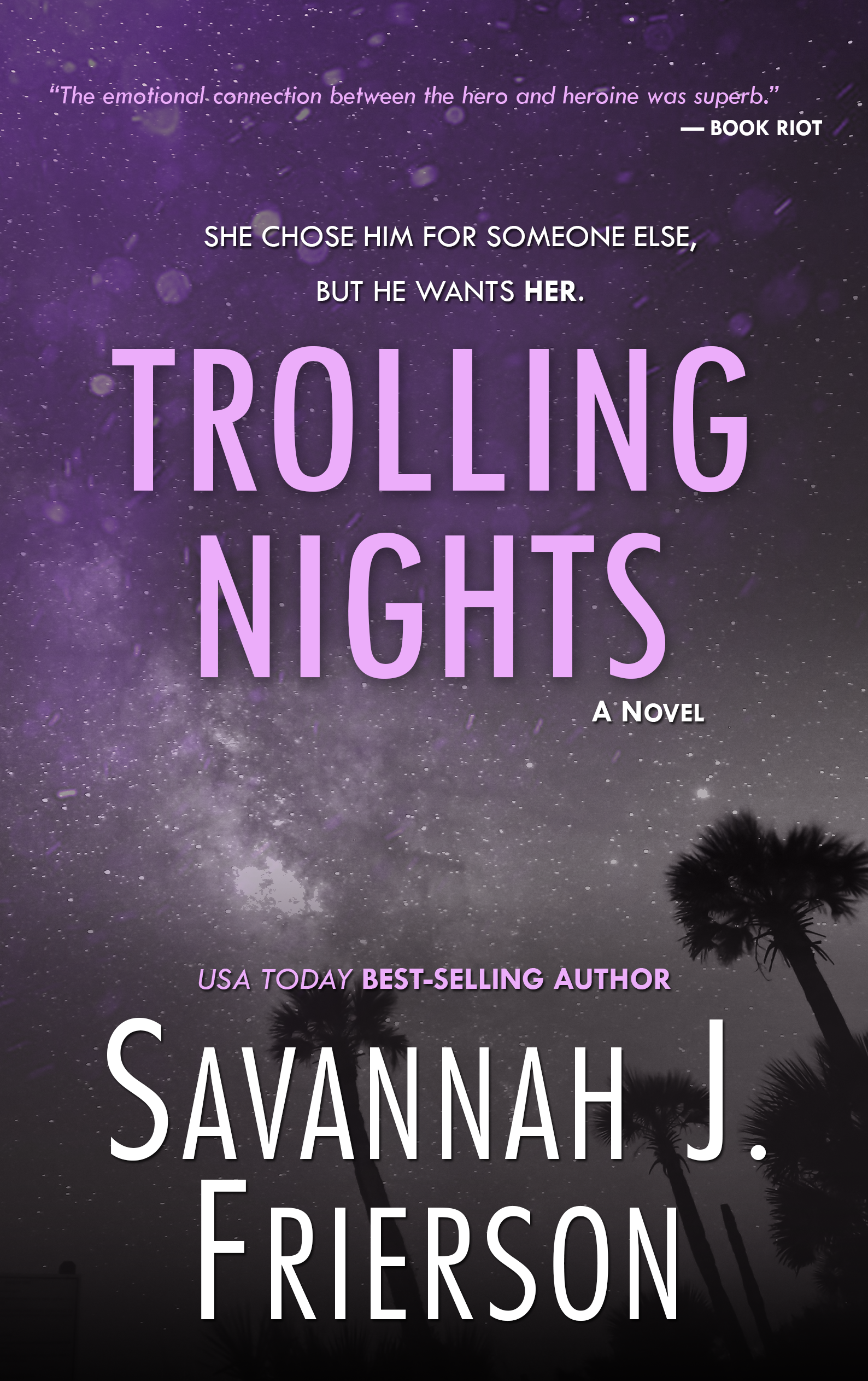 Trolling Nights cover