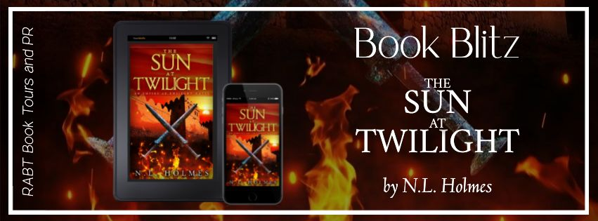 The Sun at Twilight banner