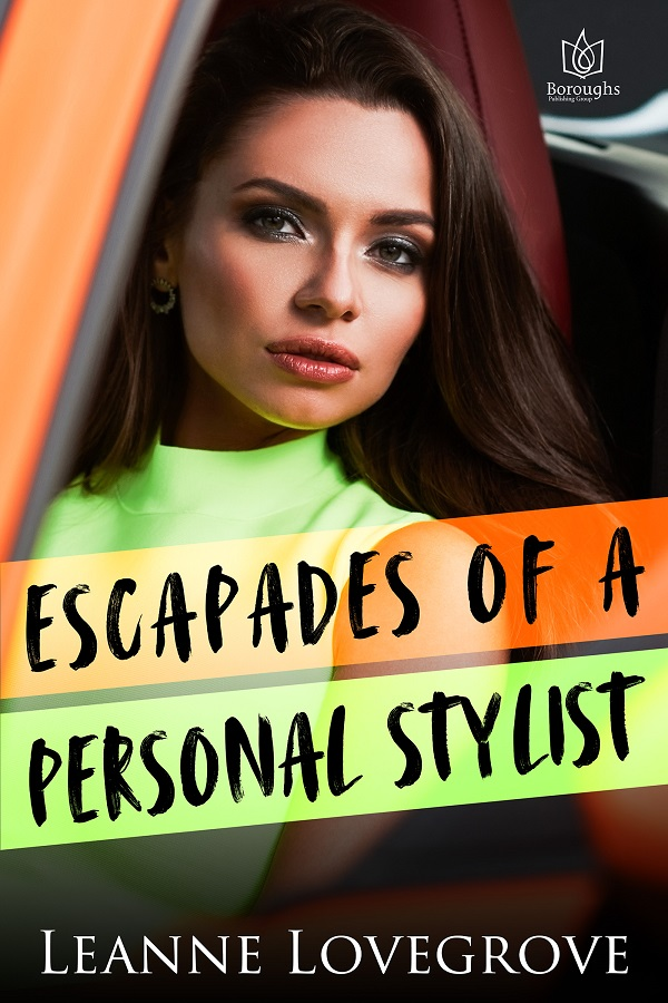 Escapades of a Personal Stylist cover