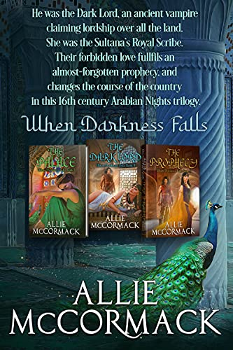 When Darkness Falls: The Trilogy banner