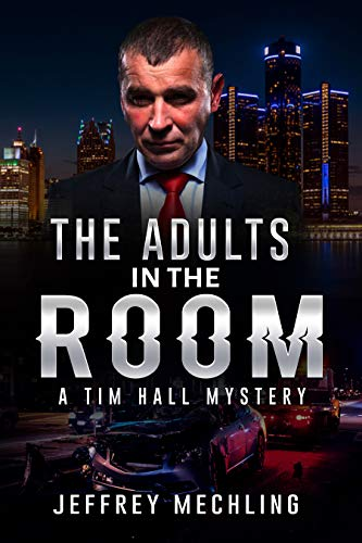 The Adults in the Room cover