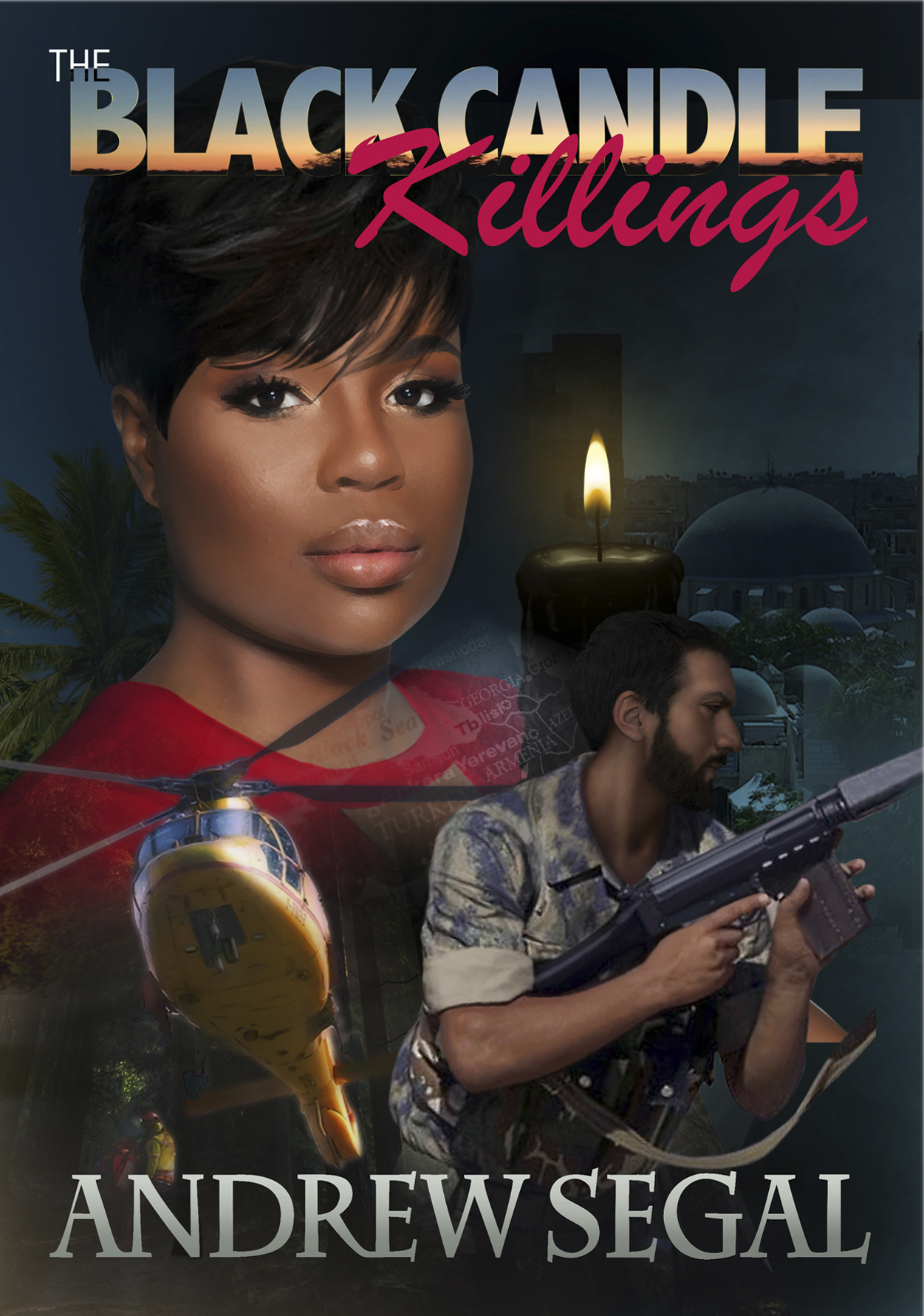 The Black Candle Killings cover