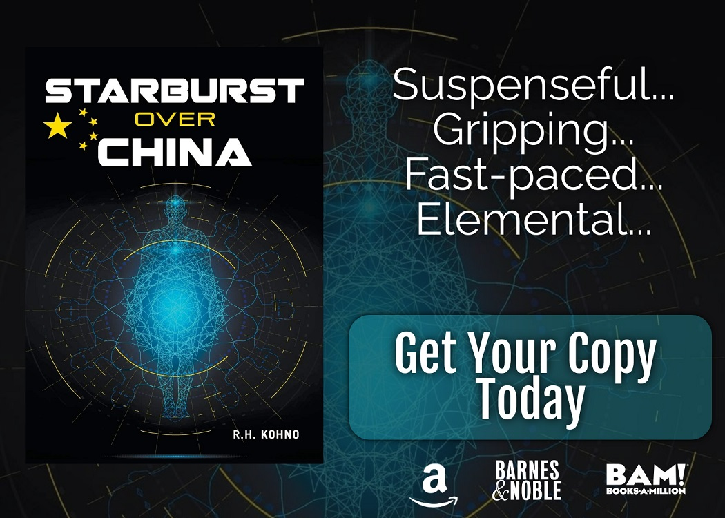 Starburst Over China tablet