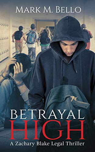 Betrayal High cover