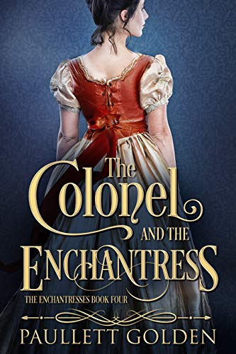 The Colonel and the Enchantress cover