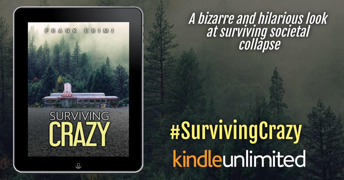Surviving Crazy tablet