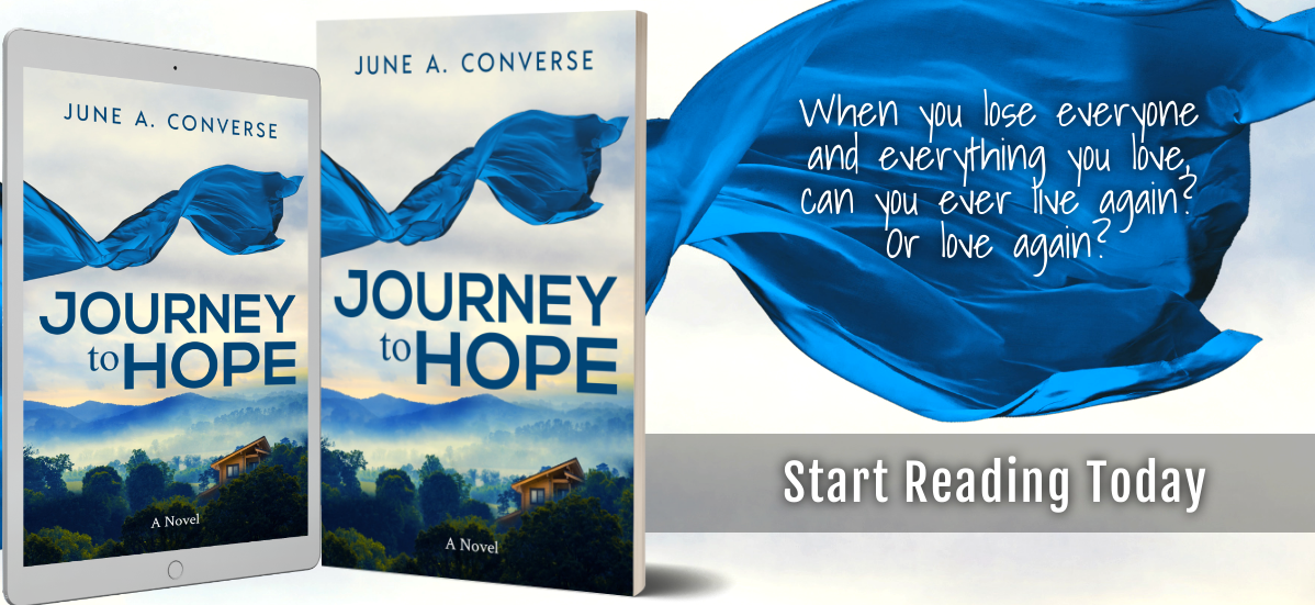 Journey to Hope tablet