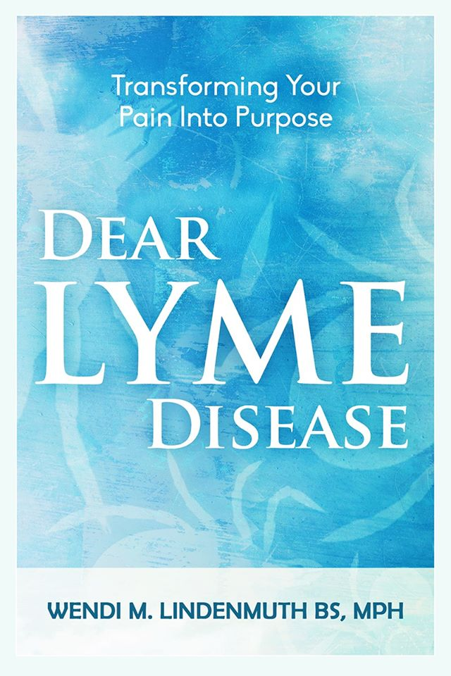 Dear Lyme Disease cover