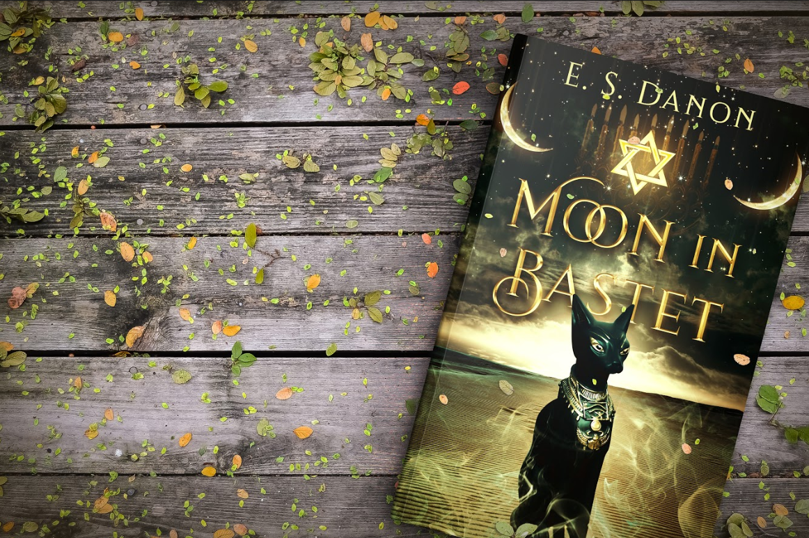 Moon in Bastet book