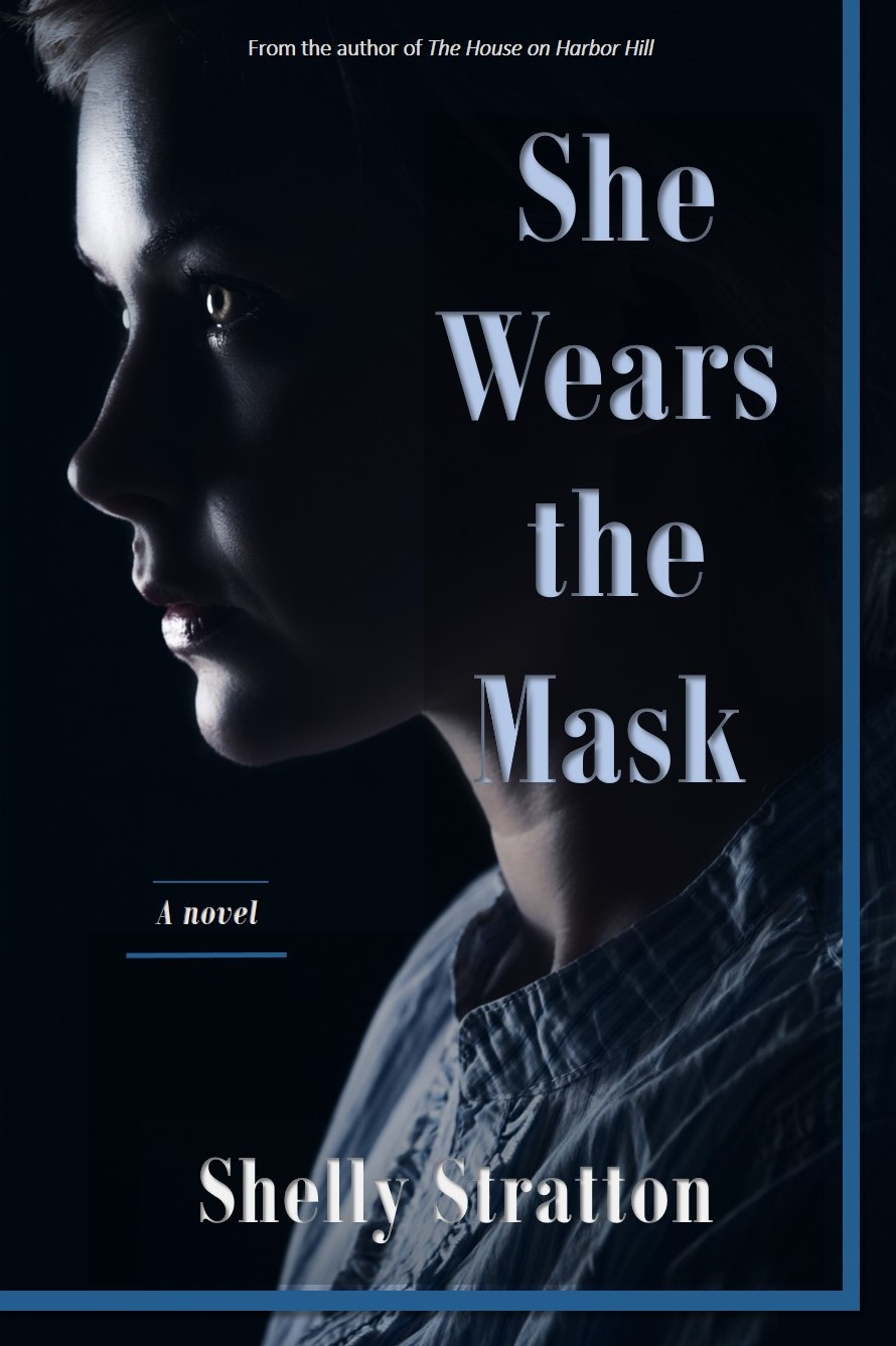 She Wears the Mask cover