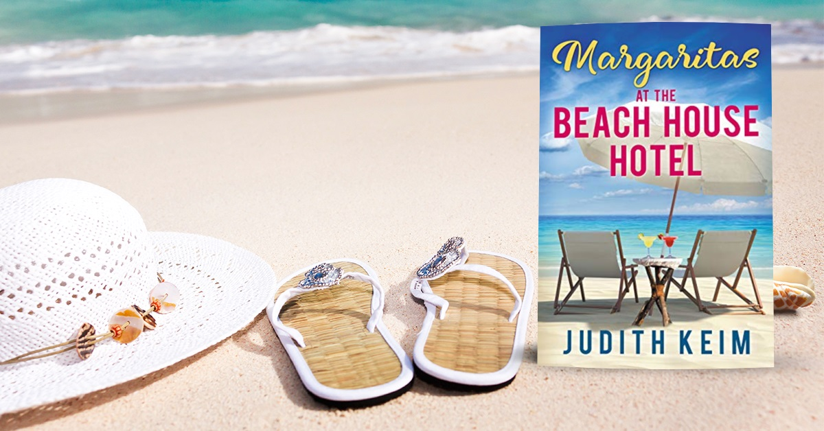 Margarita's at the Beach House Hotel paperback