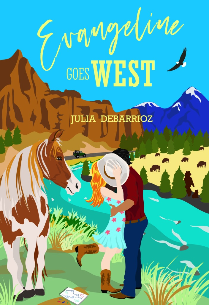 Evangeline Goes West cover
