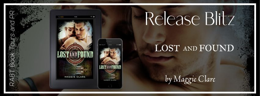 Lost and Found banner