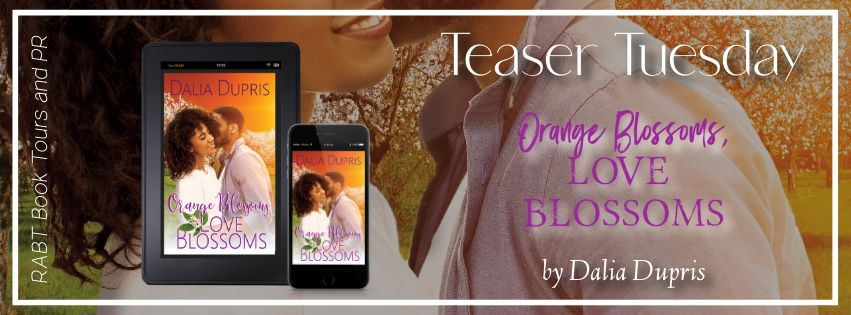 Orange Blossoms, Love Blossoms banner