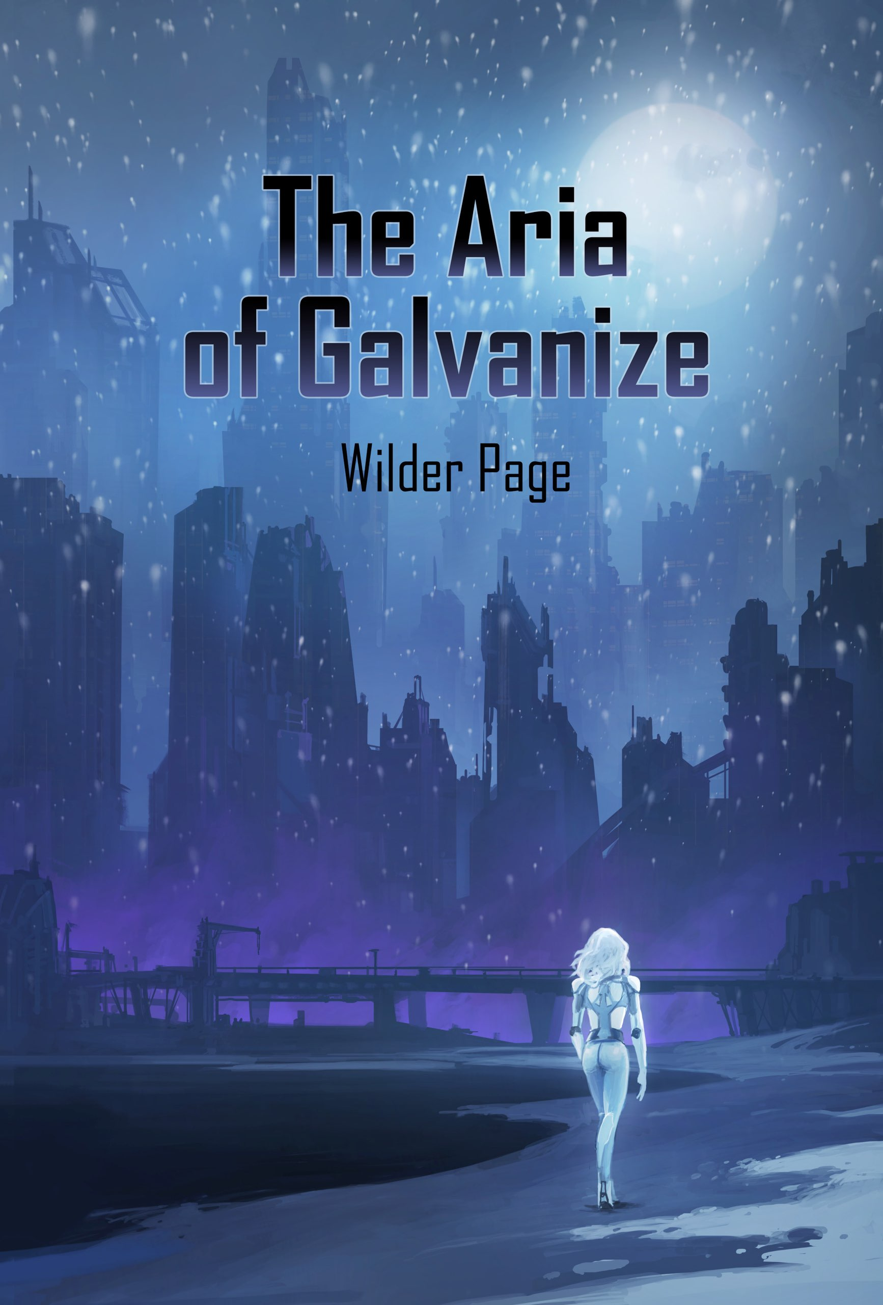 The Aria of Galvanize cover