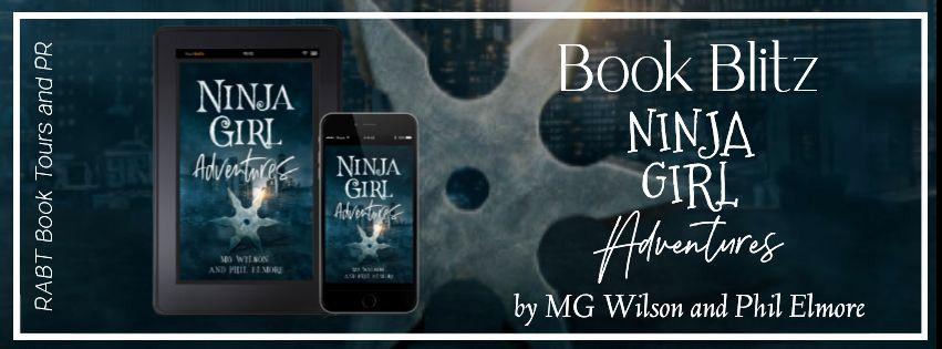 Ninja Girl Adventures banner