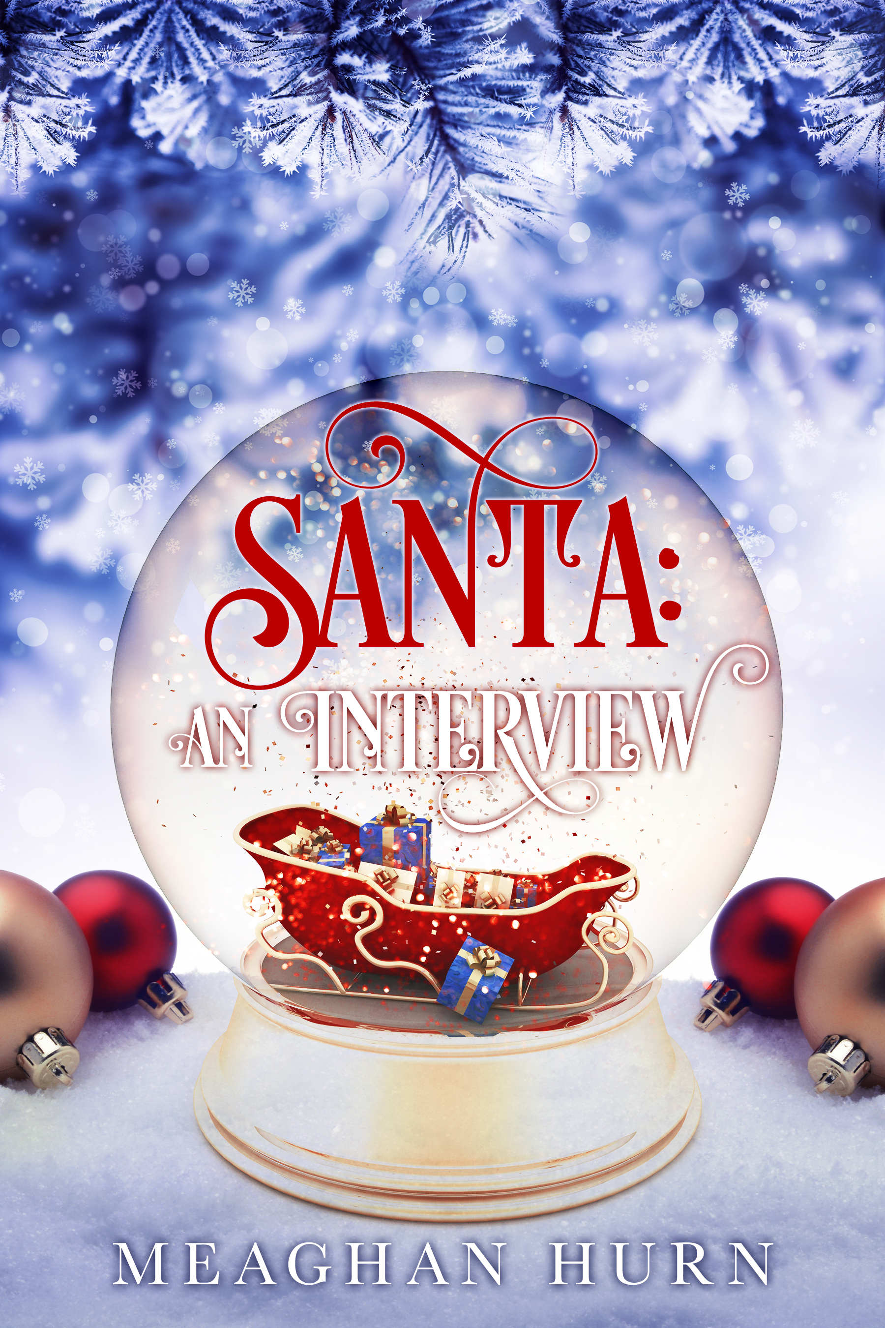Santa: An Interview cover