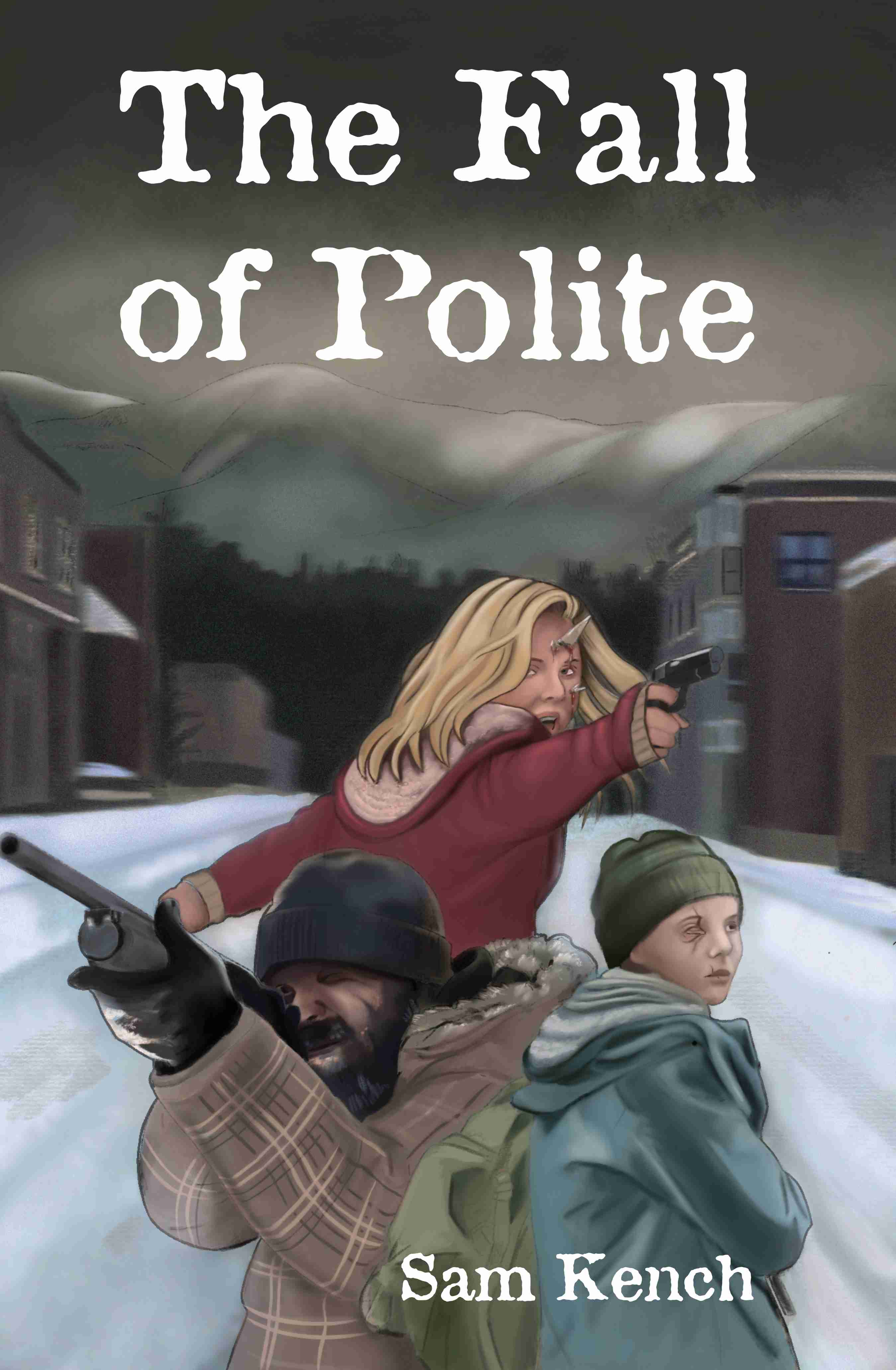 The Fall of Polite cover
