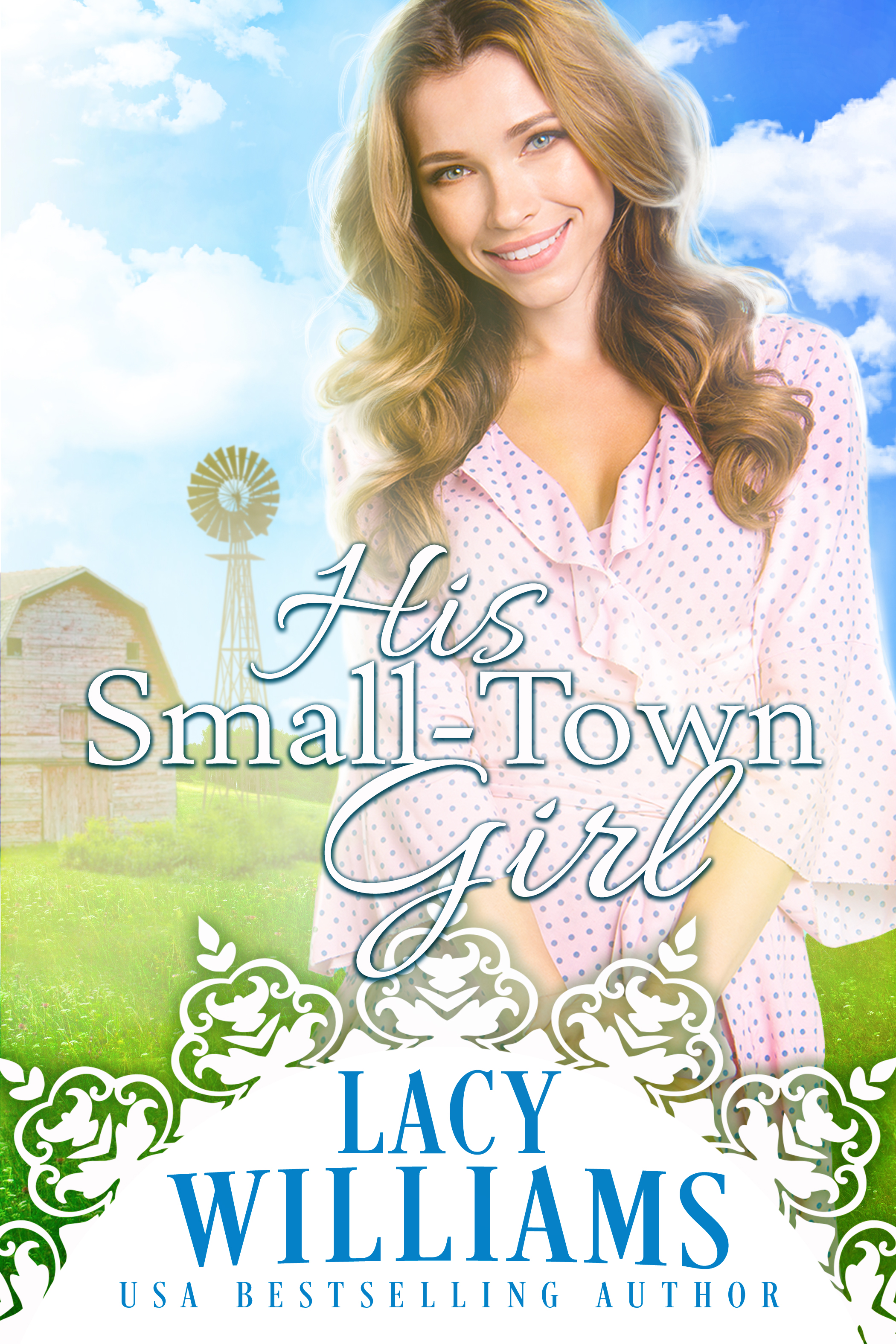His Small-Town Girl cover