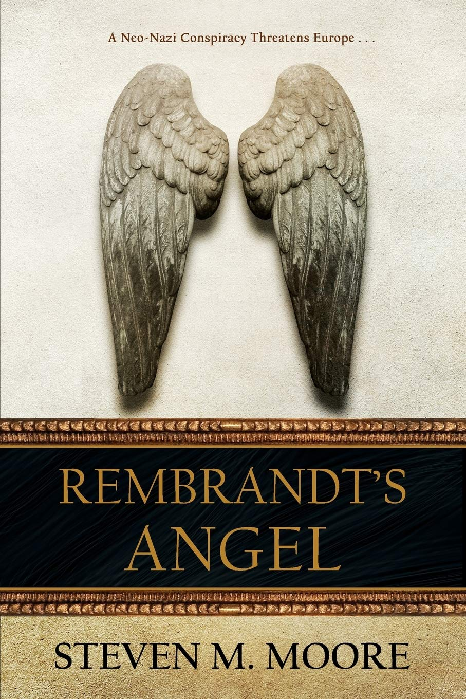 Rembrandt's Angel cover