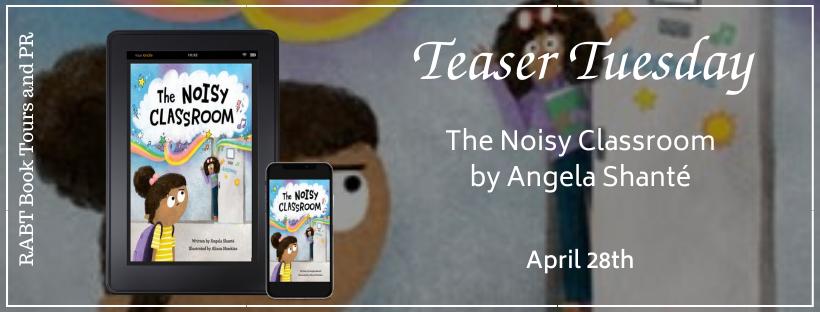 The Noisy Classroom banner