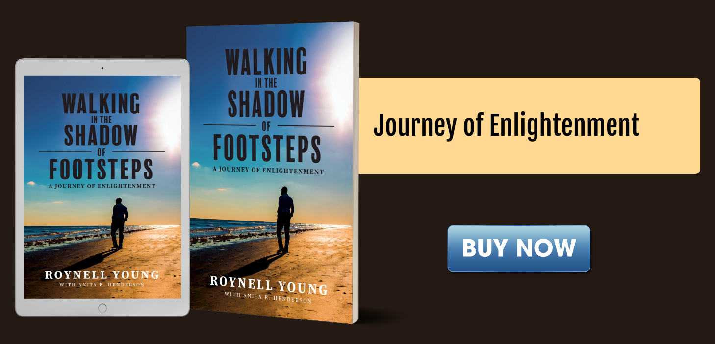 Walking in the Shadow of Footsteps tablet