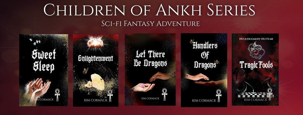 Children of Ankh Series banner