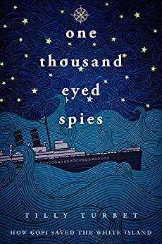 One Thousand-Eyed Spies cover