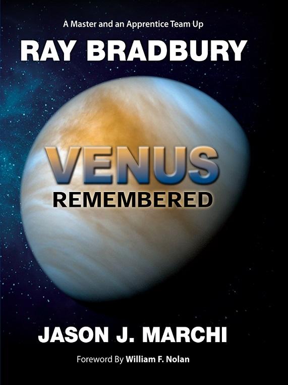 Venus Remembered cover