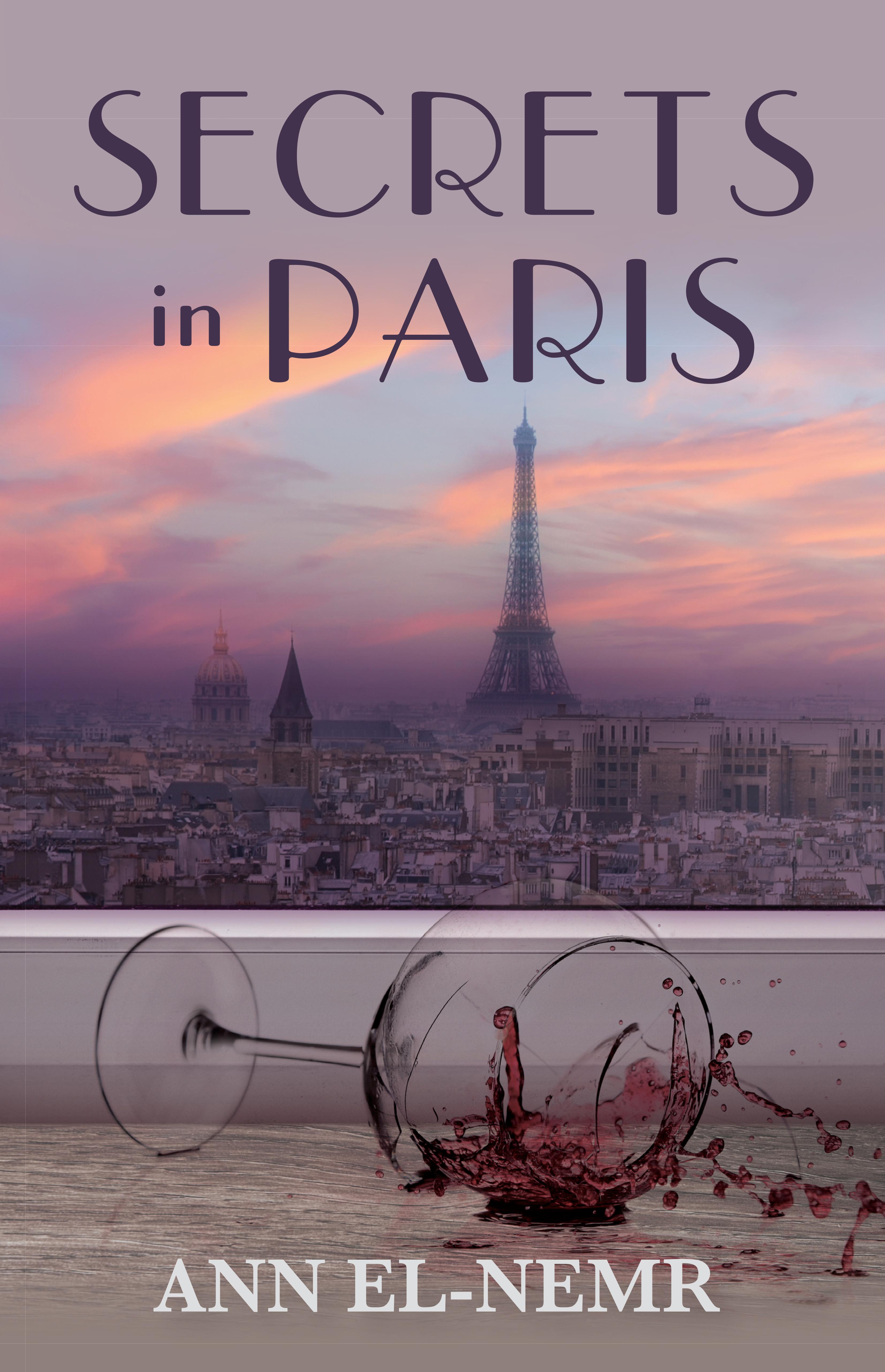 Secrets in Paris cover