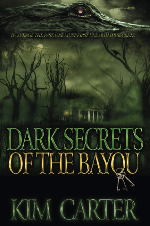 Dark Secrets of the Bayou cover