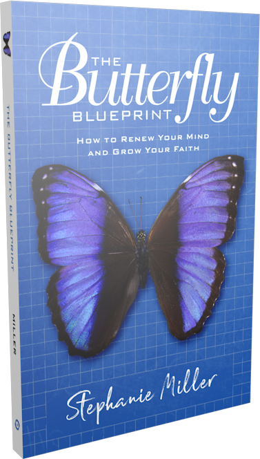 The Butterfly Blueprint trade paperback