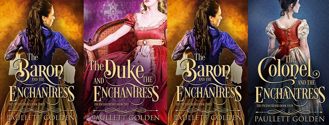 Enchantress novel series