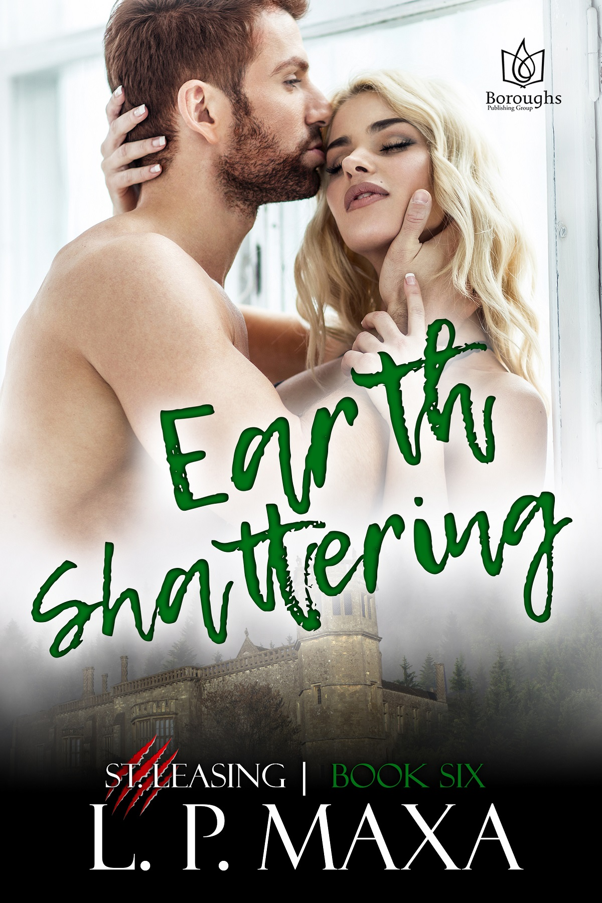 Earth Shattering cover