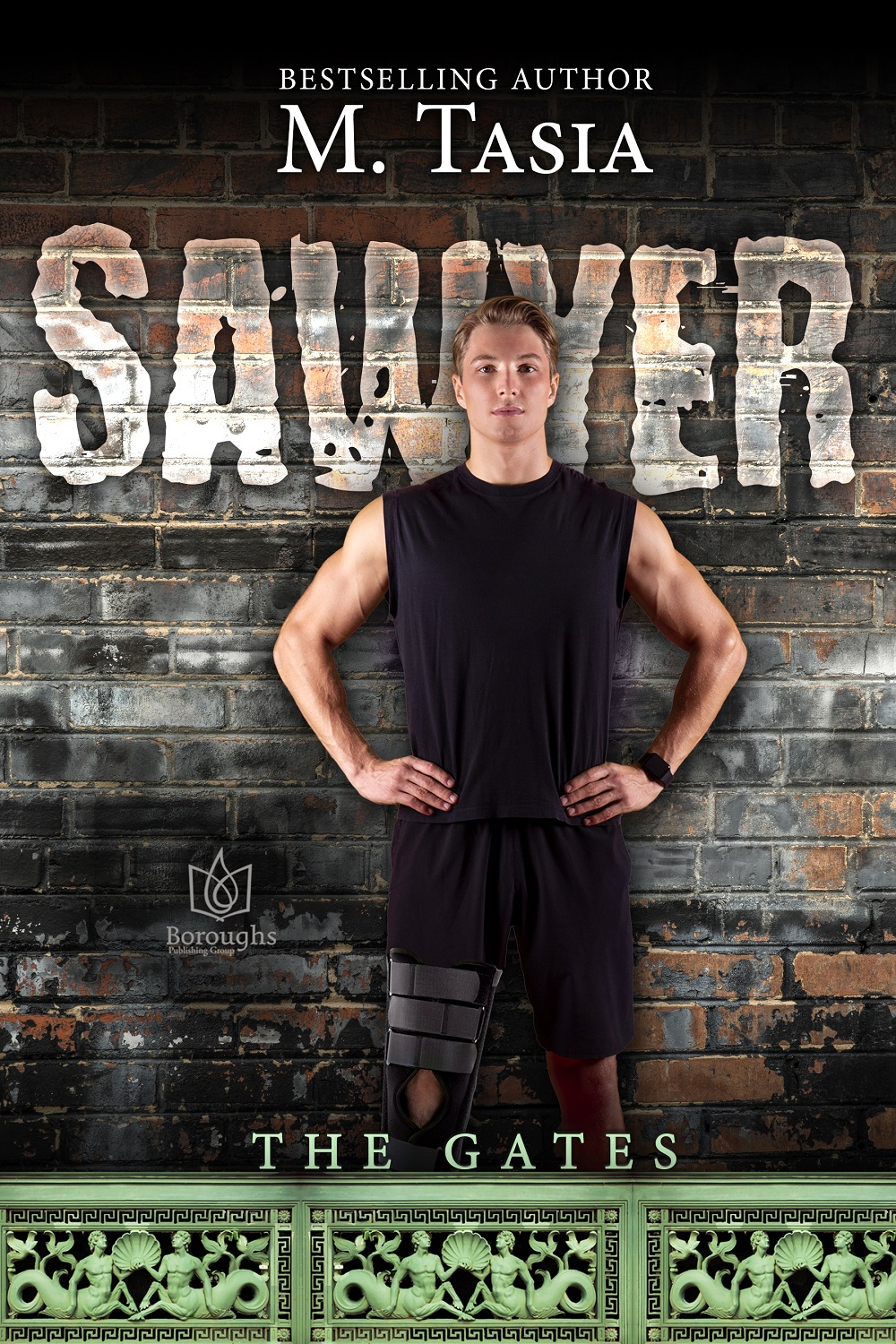 Sawyer  cover