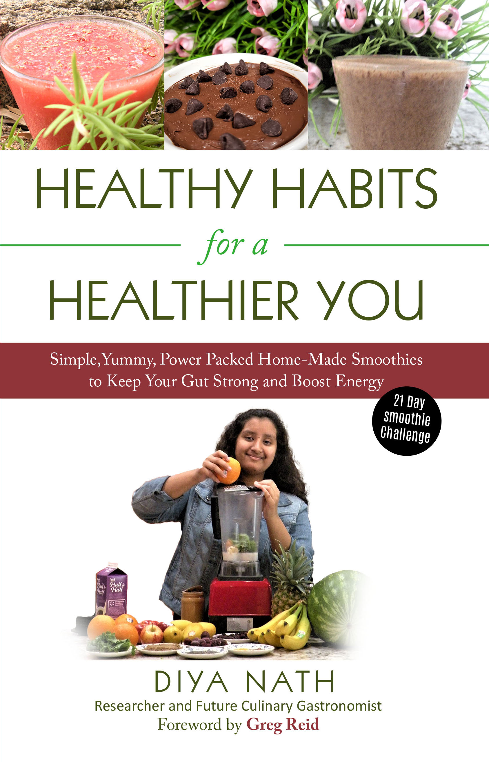 Healthy Habits for a Healthier You cover