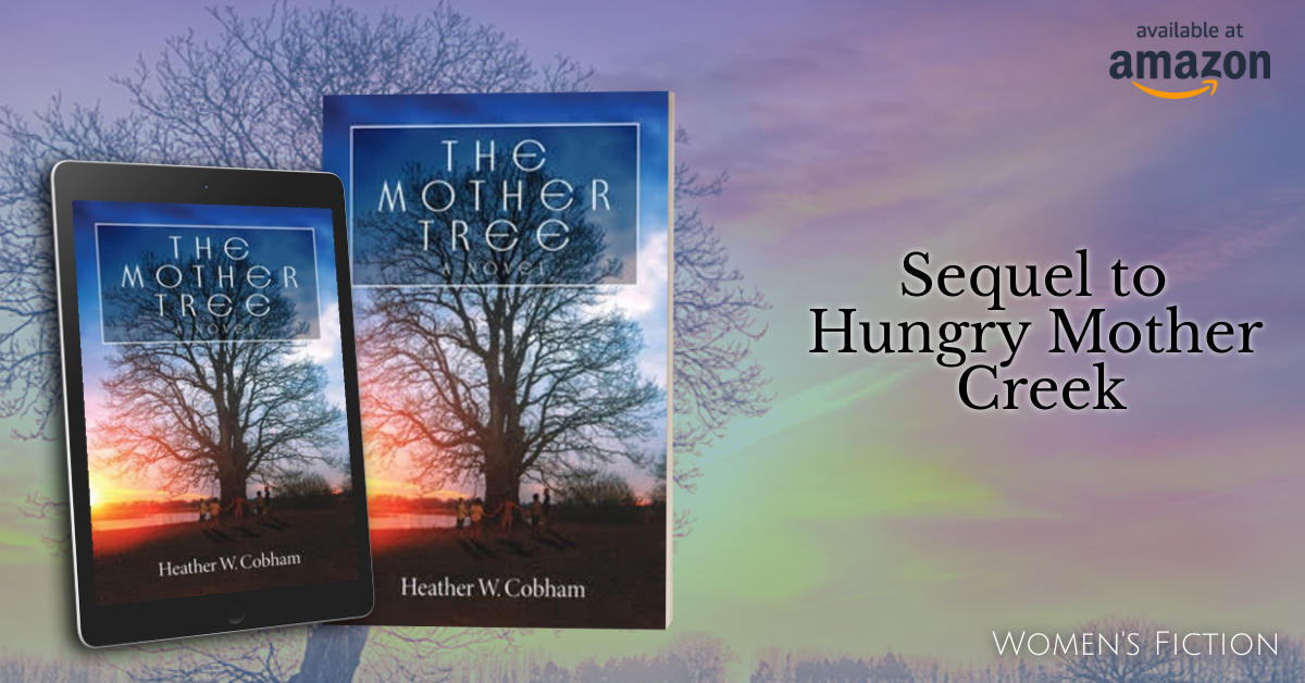 The Mother Tree tablet & paperback