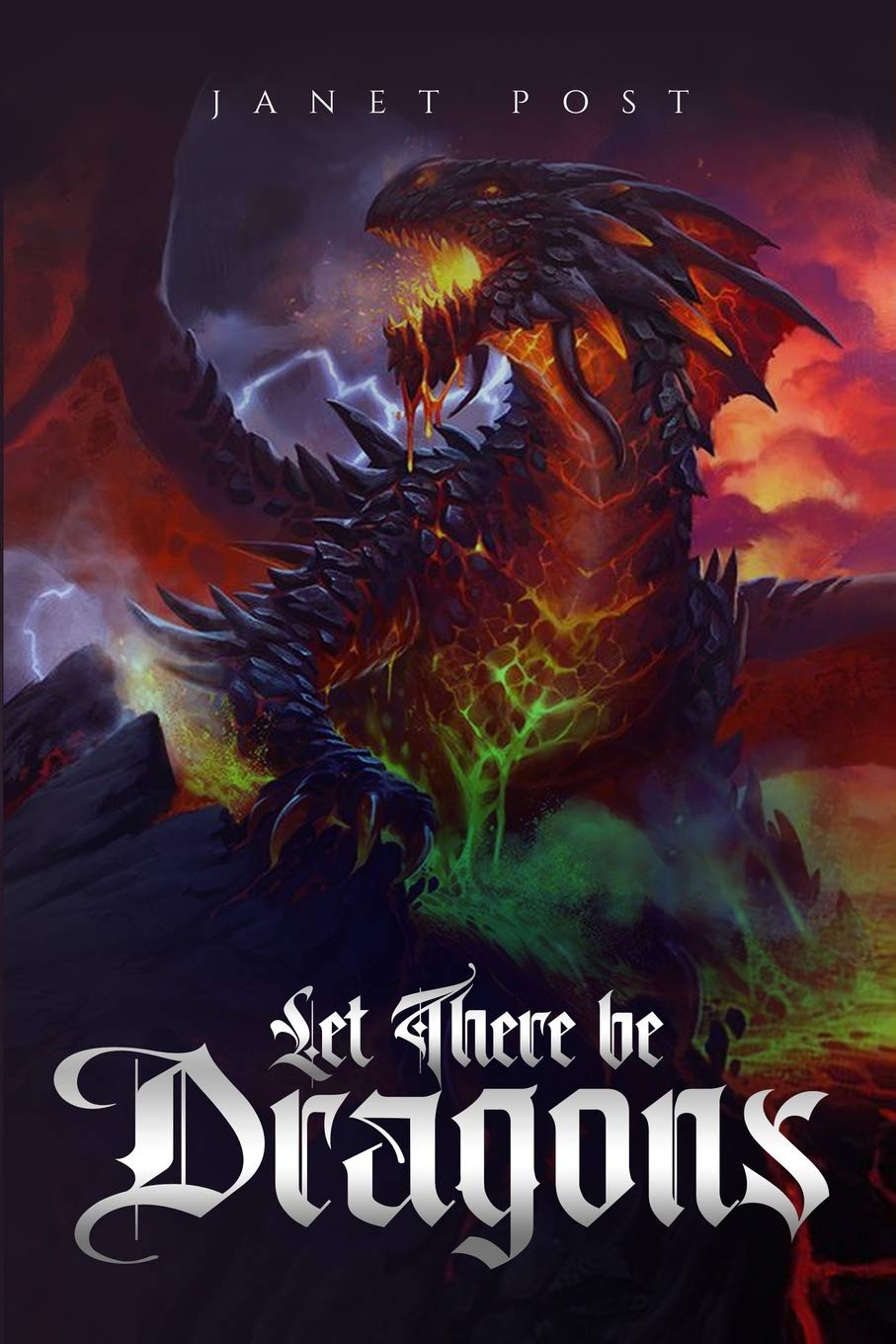 Let There Be Dragons cover
