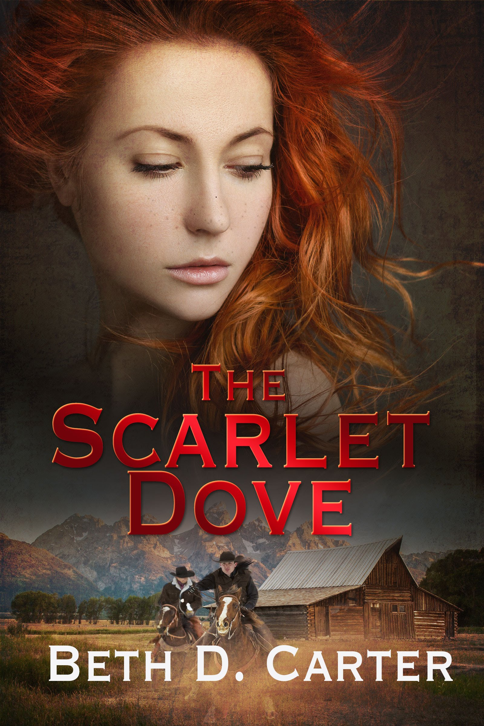 The Scarlet Dove cover