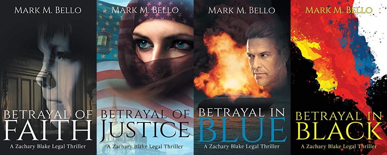 Betrayal High series banner