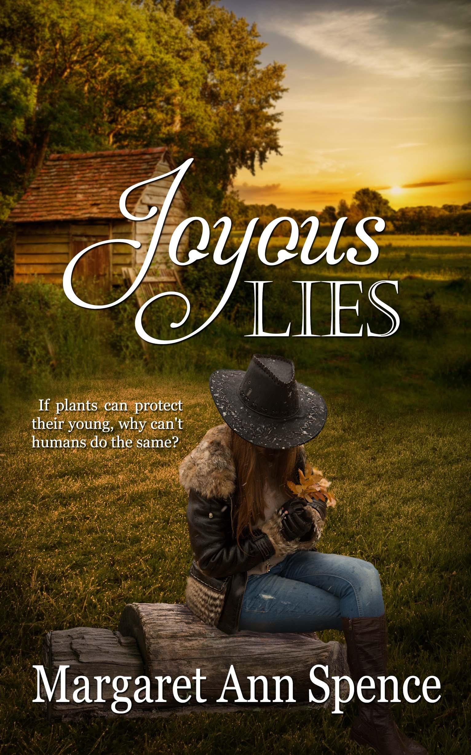 Joyous Lies cover