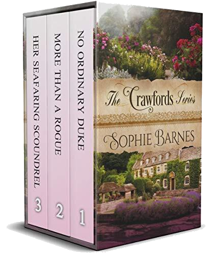 The Crawfords Series box set cover